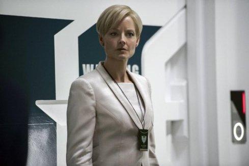"Jodie Foster encarna a Delacourt en ""Elysium"""